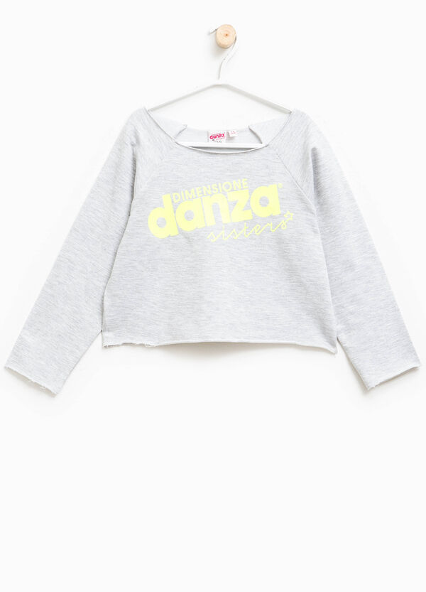 Dimensione Danza sweatshirt with print | OVS