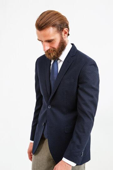Day Jacket OVS Black, Nero/Blu, hi-res