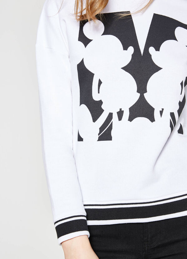 Sweatshirt with Mickey Mouse print | OVS