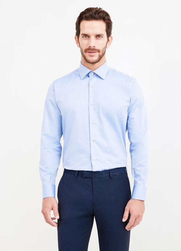 Camicia formale regular fit puro cotone | OVS