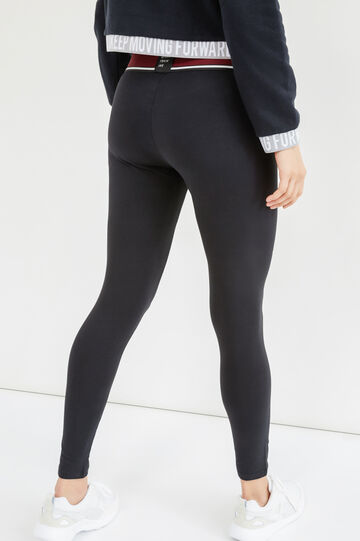 OVS Active Sport Training leggings, Black, hi-res