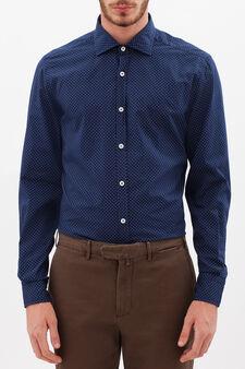 Rumford shirt, Dark Blue, hi-res