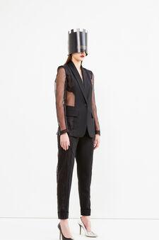 Jacket, Jean Paul Gaultier for OVS, Black, hi-res