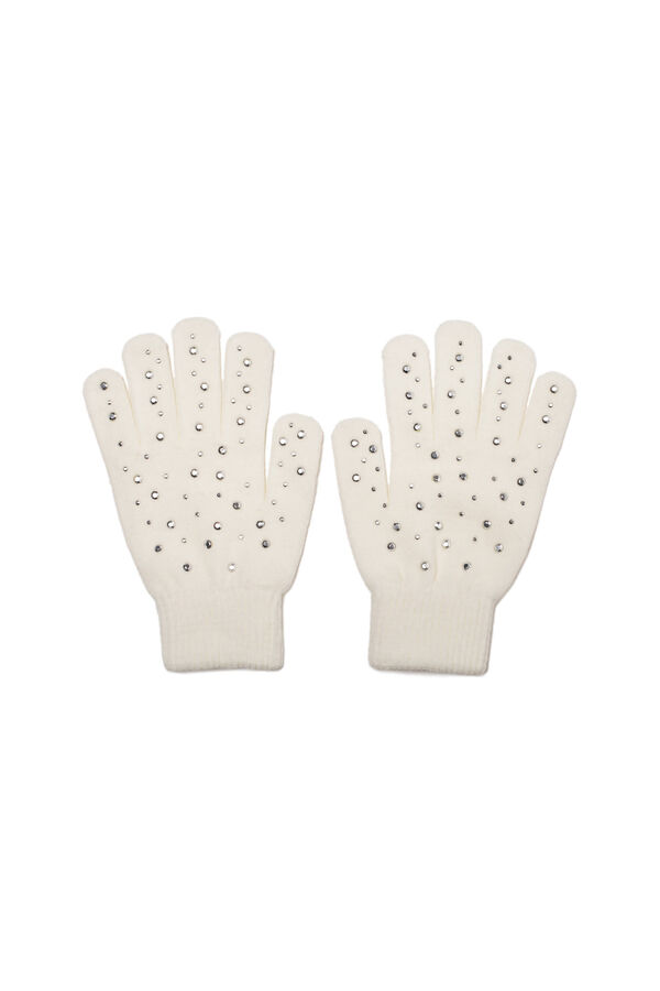 Diamanté gloves | OVS