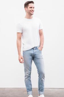 Slim fit jeans, Light Wash, hi-res