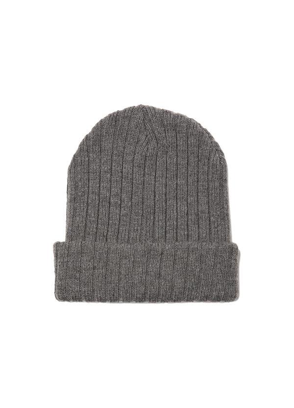 Ribbed knit beanie cap | OVS