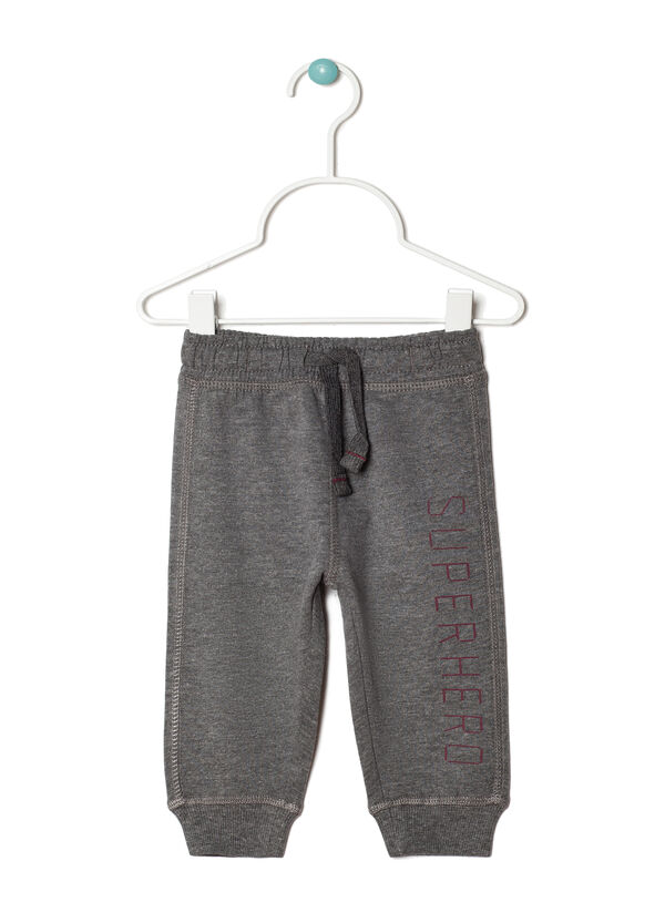Trousers in 100% cotton | OVS