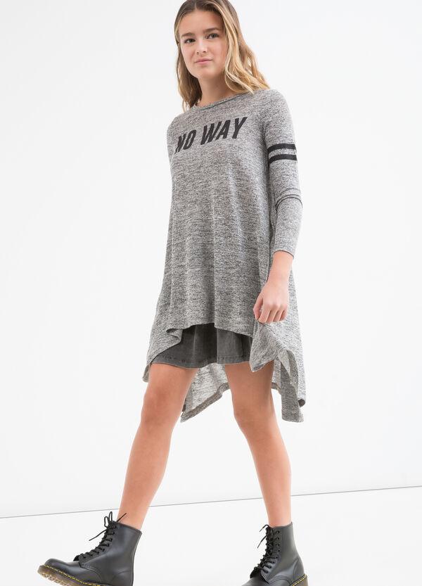 Teen printed dress | OVS