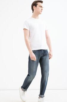 5-pocket, comfort fit jeans, Denim, hi-res