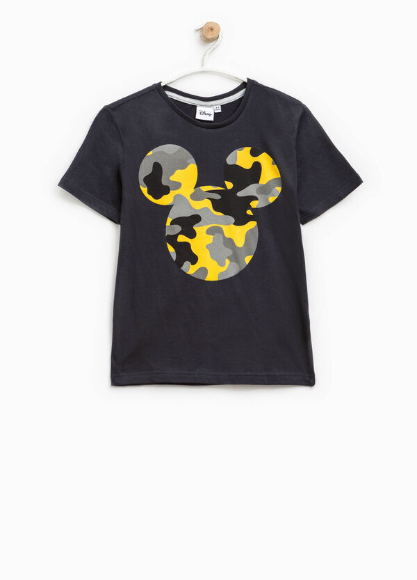 Mickey Mouse 100% cotton T-shirt | OVS