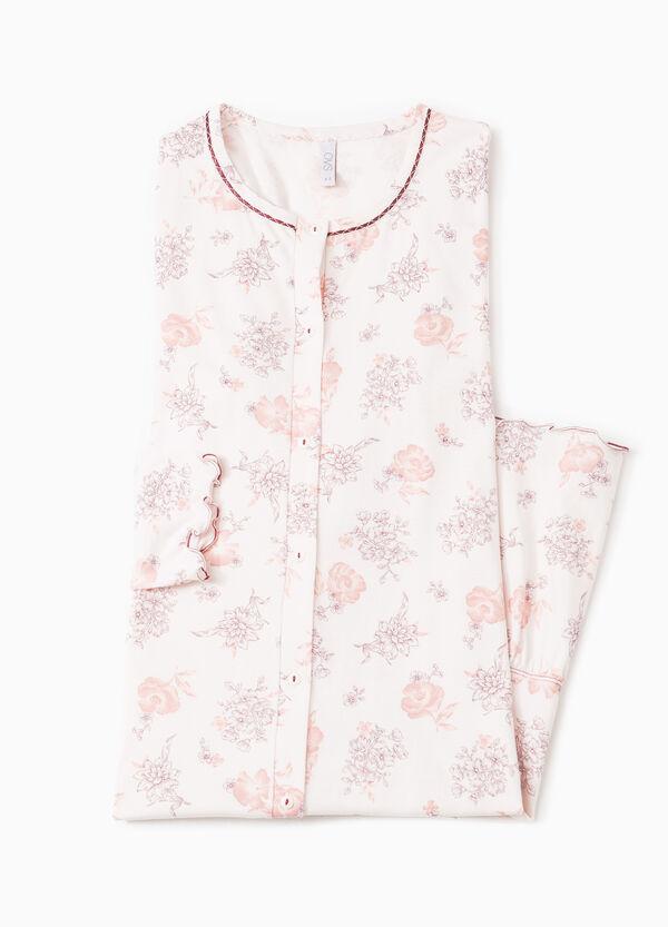 Floral patterned nightshirt | OVS