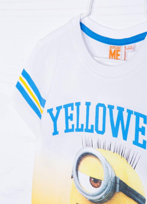 100% cotton Minions T-shirt | OVS