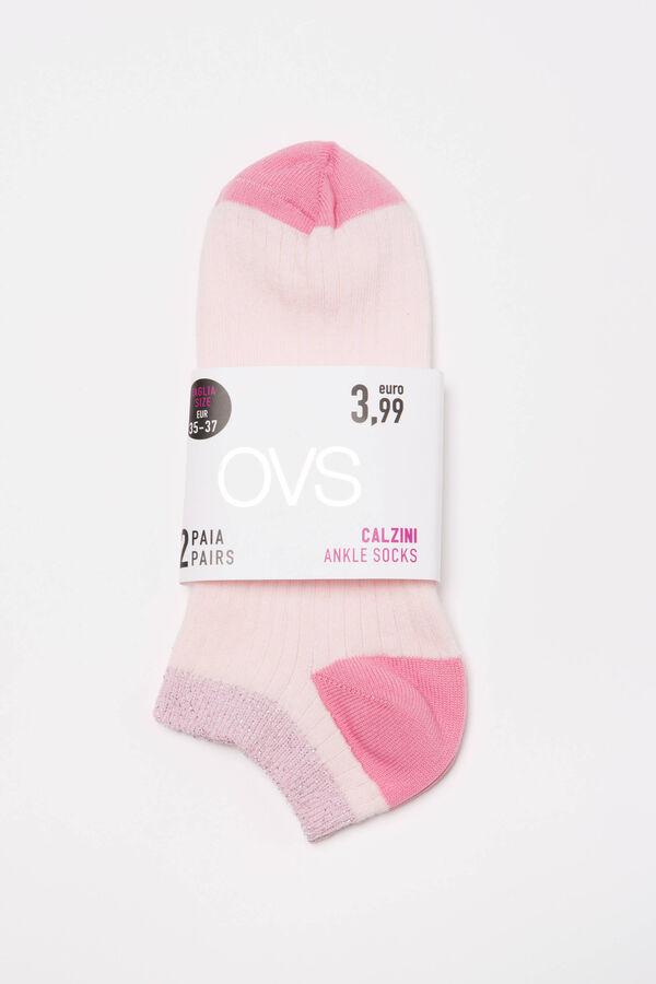 Set due paia di calze stretch | OVS
