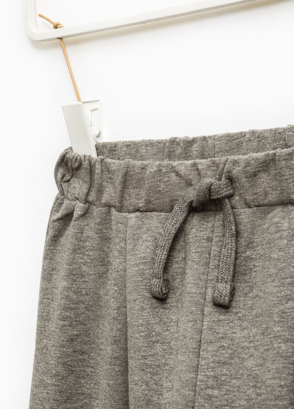 Pantaloni stretch con coulisse | OVS