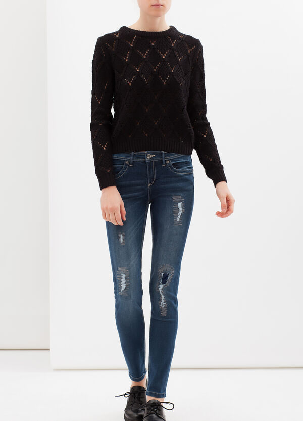 Jeans stretch skinny fit used | OVS