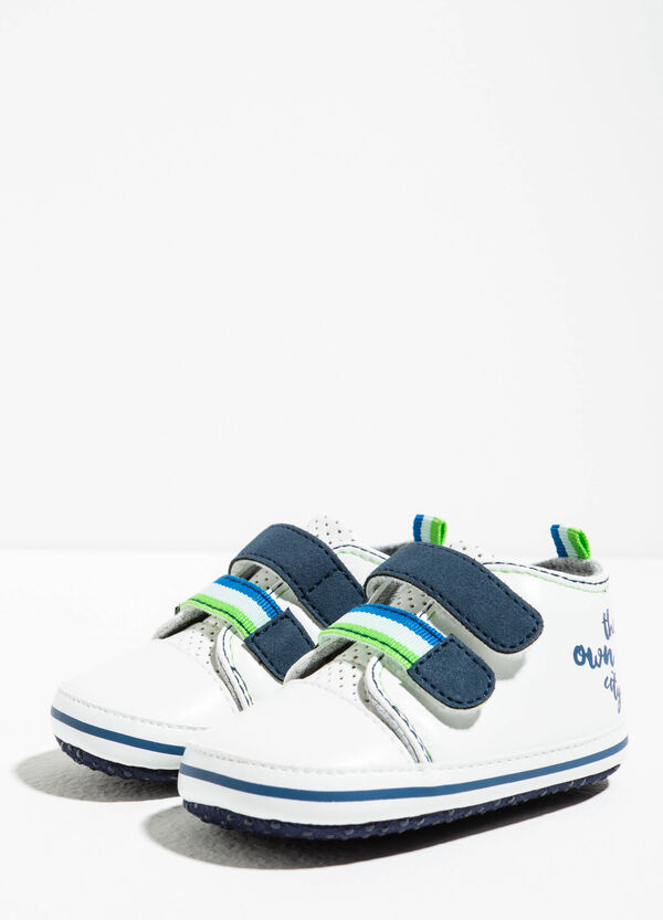 Sneakers con stampa lettering | OVS