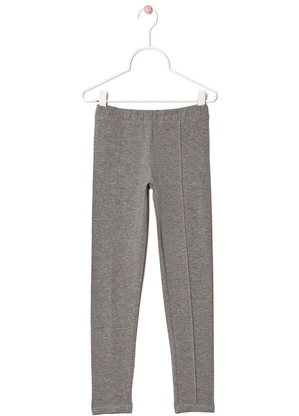 Leggings in stretch cotton | OVS