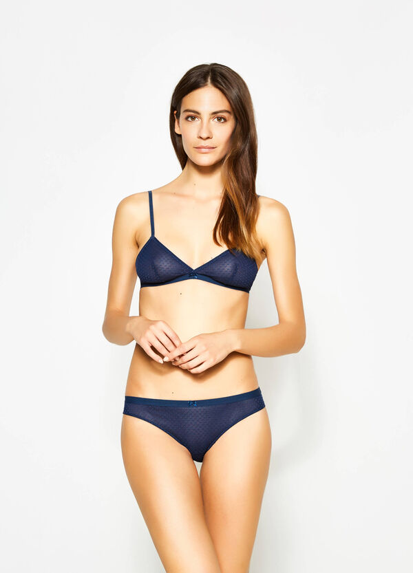 Set due reggiseni a triangolo | OVS