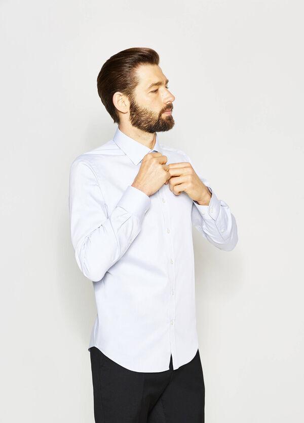 Camisa formal regular fit con cuello clásico | OVS