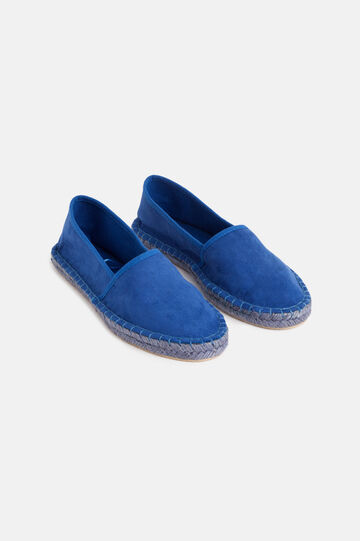 Plain espadrilles, Cornflower Blue, hi-res