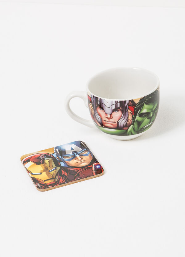 Avengers cup and coaster set | OVS