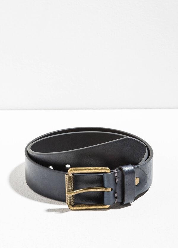 Hammered-effect belt | OVS