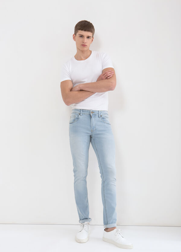Jeans slim fit stretch | OVS