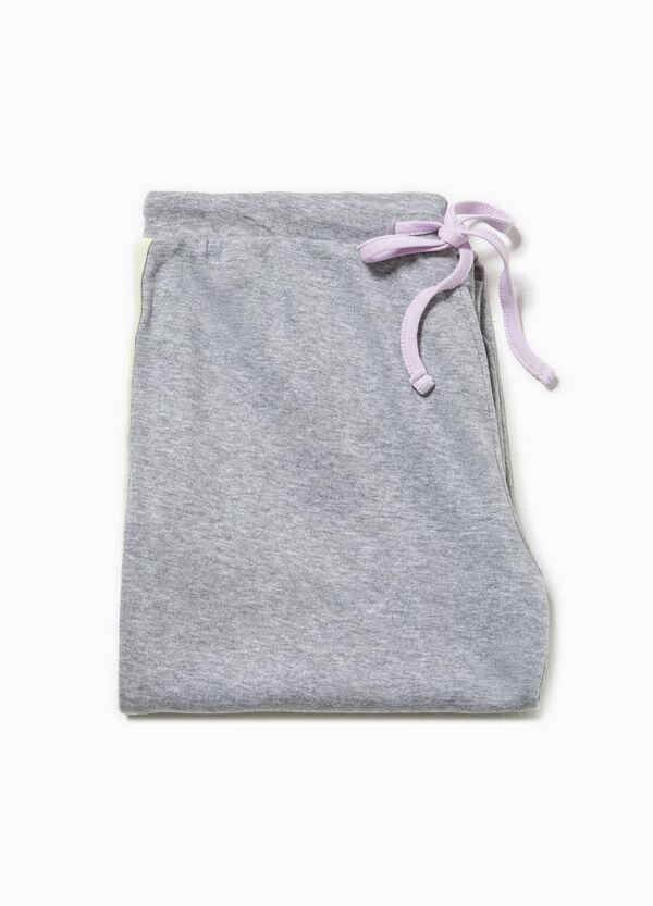 Pantalón de pijama con franjas en contraste | OVS