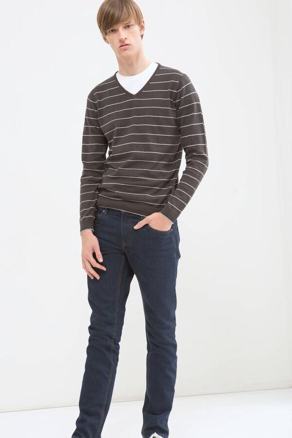 Striped pattern pullover | OVS