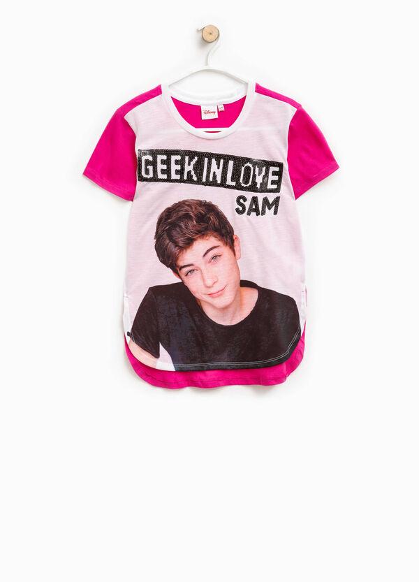 T-shirt con stampa Alex & Co.   OVS