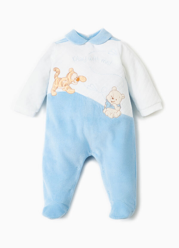 Onesie with Winnie the Pooh patch | OVS