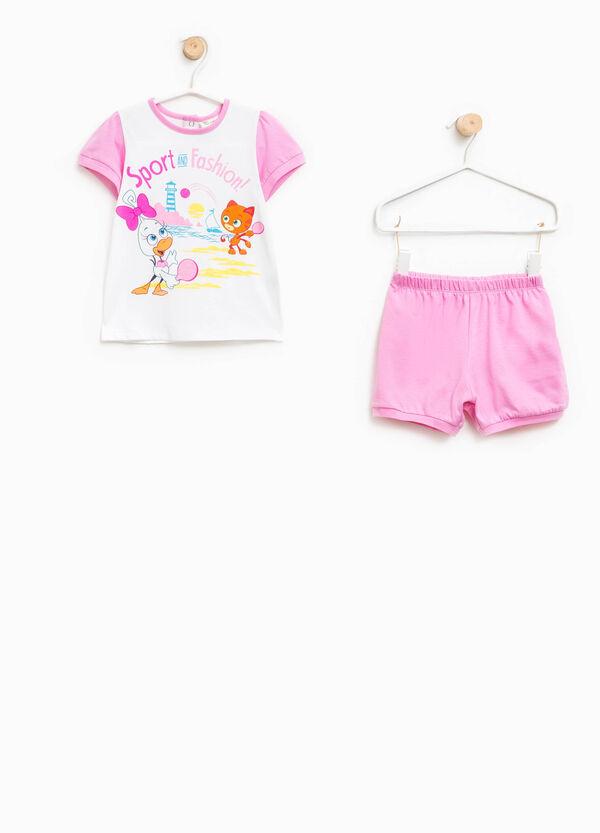 Pyjamas with Mini Pet Pals print | OVS