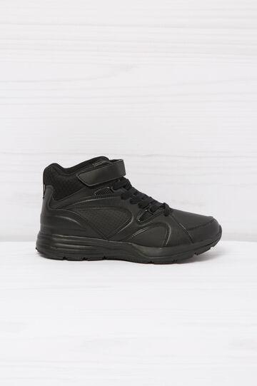 Sneakers alte tinta unita