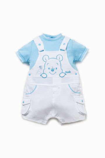 Embroidered Winnie the Pooh outfit