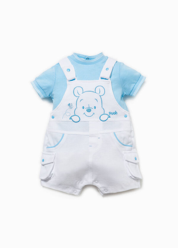 Embroidered Winnie the Pooh outfit | OVS