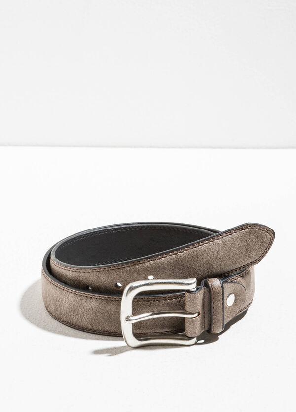 Cintura con fibbia stondata | OVS