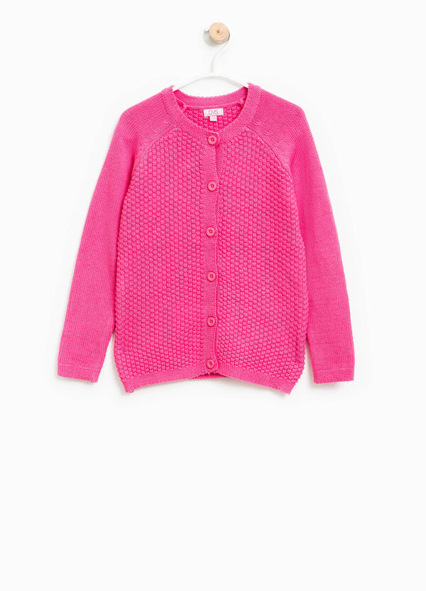 Knitted cardigan | OVS