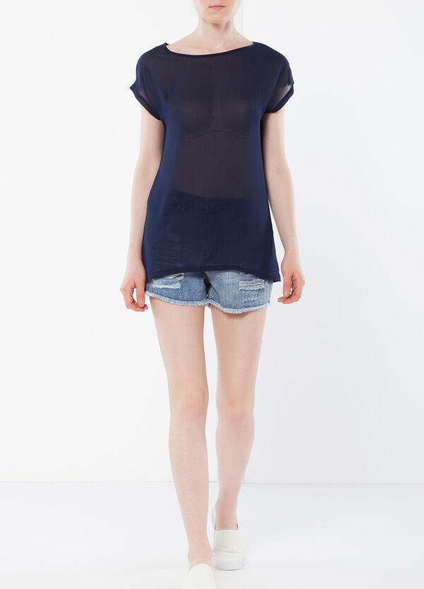 T-shirt trasparente | OVS