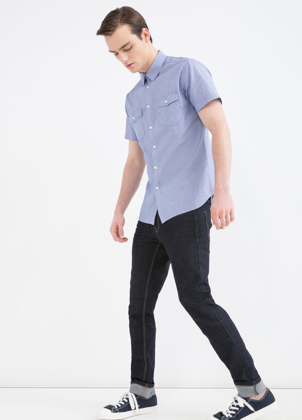G&H striped cotton shirt | OVS