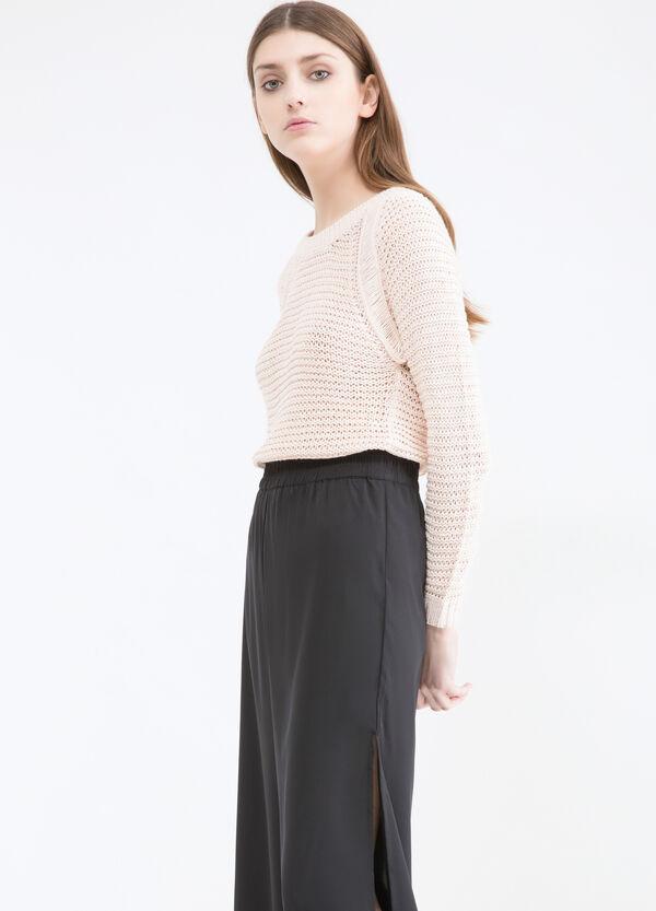Pullover tricot tinta unita   OVS