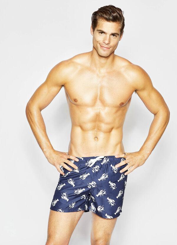Pantaloncini mare stampa aragoste | OVS