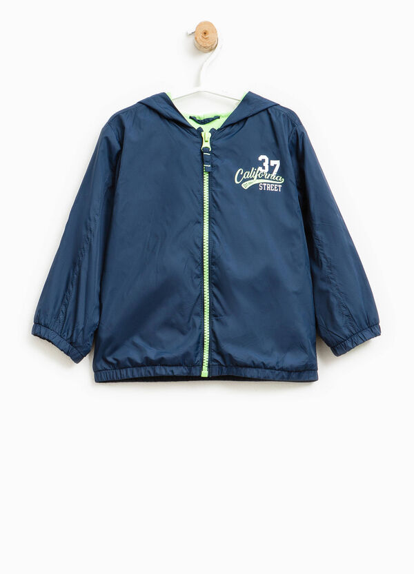 Jacket with lettering print | OVS