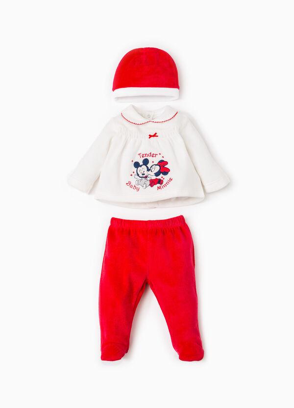 Completo Baby Minnie e Mickey Mouse   OVS
