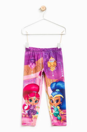 Leggings con estampado de Shimmer y Shine