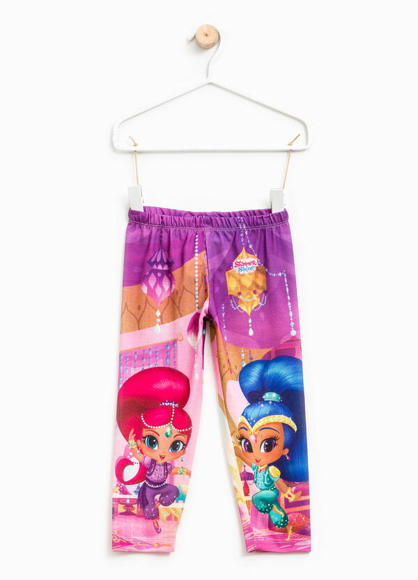 Leggings stampa Shimmer And Shine | OVS
