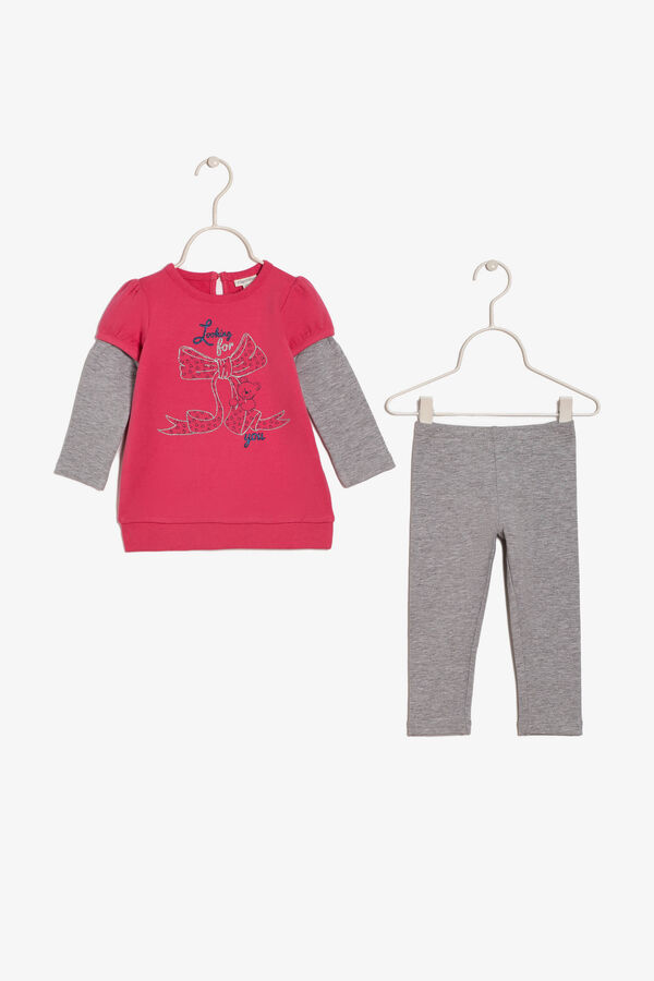 Cotton baby clothing | OVS