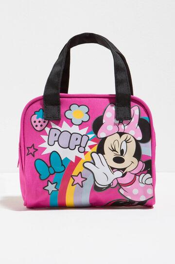 Handbag with Minnie Mouse print