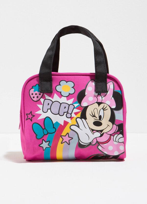 Bolso de mano con estampado de Minnie | OVS