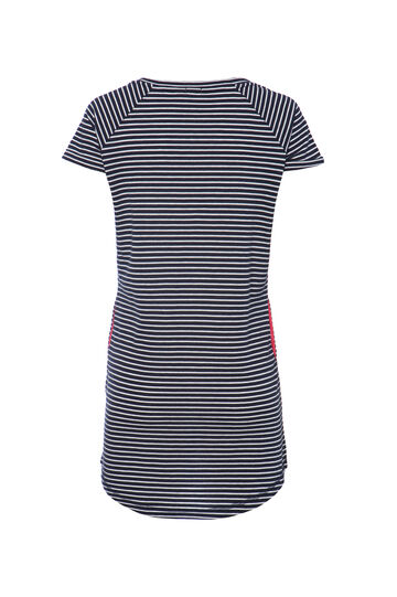 Smart Basic striped dress, White/Blue, hi-res
