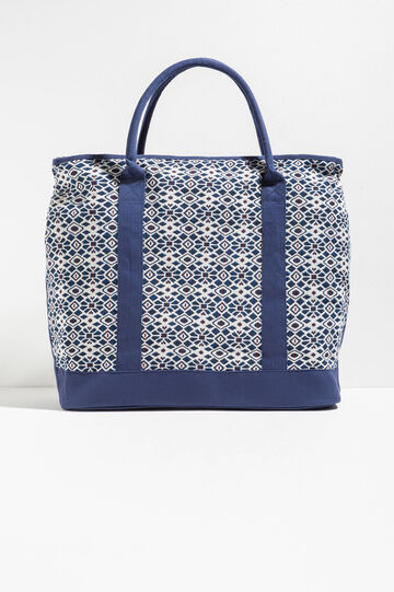 Ethnic pattern beach bag